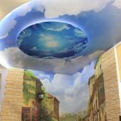 Натяжной потолок Куровское